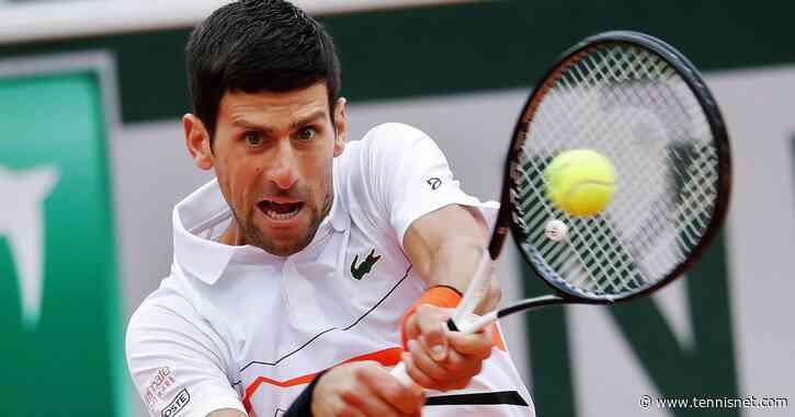 """Novak Djokovic unsicher wegen US-Open-Starts - und verärgert über """"Hexenjagd"""" - tennisnet.com"""