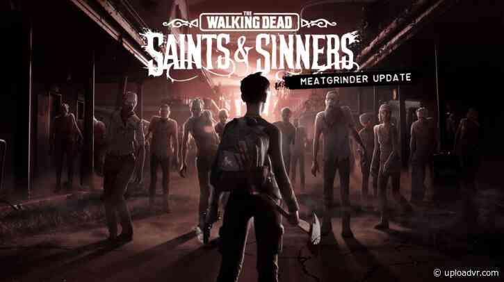 The Walking Dead: Saints & Sinners Meatgrinder Livestream – New Horde Mode!