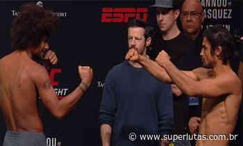 VÍDEO KRON GRACIE x ALEX CACERES UFC PHOENIX   SUPER LUTAS - SUPER LUTAS