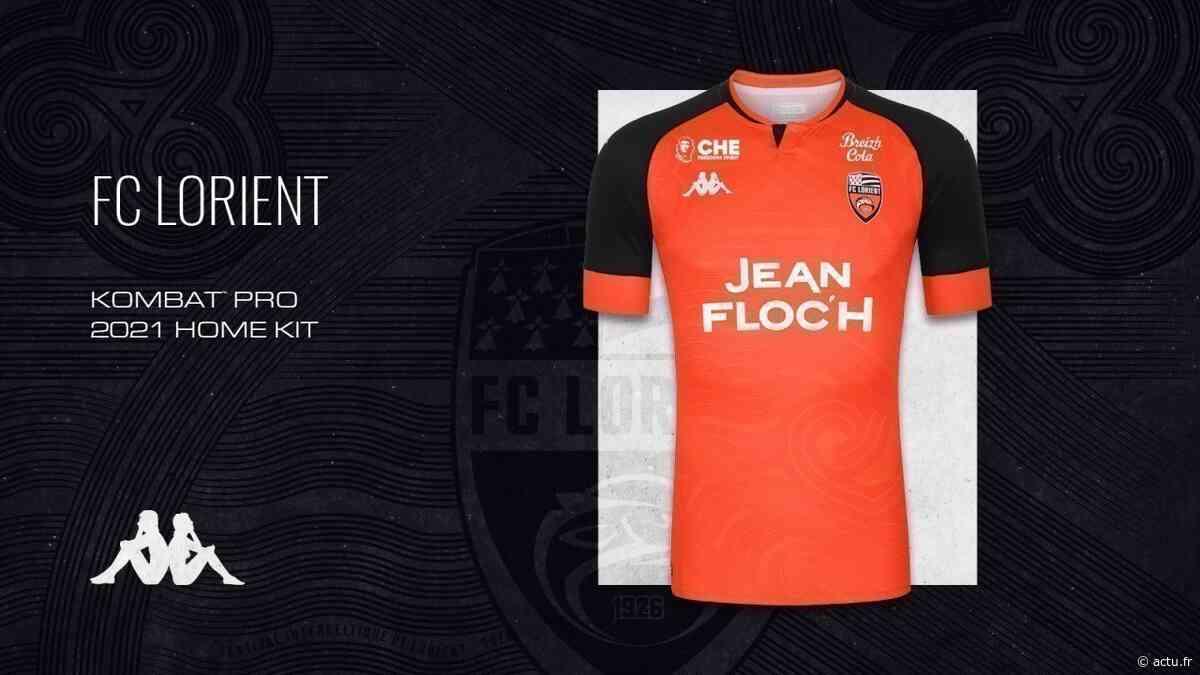 Ligue 1 : le FC Lorient rend hommage au festival interceltique avec ses nouvelles tenues - actu.fr