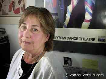 West Vancouver's Anna Wyman, a titan of modern dance in Canada, dies at age 92