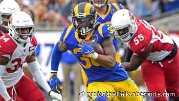 Todd Gurley: I haven't worked out this much in my life