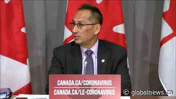 Coronavirus: Provinces can reopen as long as public health capacity is present, Dr. Njoo says