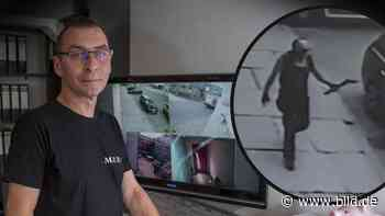 Greiz: Chef wird von seinem Ex-Mitarbeiter verfolgt und bedroht - BILD