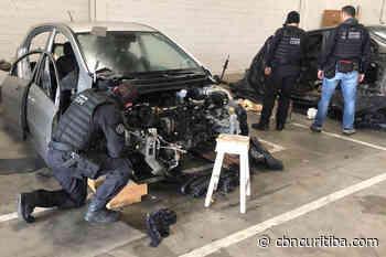 PCPR descobre desmanche clandestino em Pinhais - CBN Curitiba - CBN Curitiba 90.1 FM