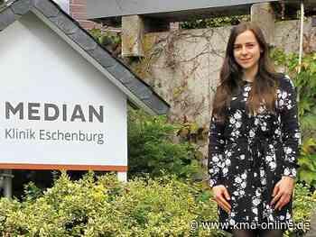 Hessen: Julia Handt ist Kaufmännische Leiterin der Median Klinik Eschenburg - kma Online