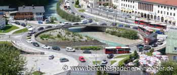 Berchtesgaden: Defekter Lkw sorgt für kurzzeitigen Verkehrskollaps in Berchtesgaden - Berchtesgadener Anzeiger