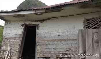 Falla geológica amenaza a 145 familias indígenas en el oriente del Cauca - W Radio
