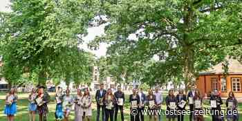 Trotz Corona: Das sind die Abiturienten aus Bad Doberan – OZ - Ostsee Zeitung