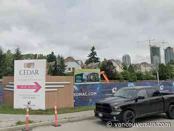 B.C. Coroners Service investigating death at Burnaby construction site