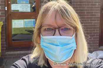 Cancer patient slams 'selfish and individualistic' anti-face covering protesters - Barrhead News