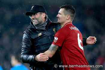 Jurgen Klopp highlights Dejan Lovren's value to Liverpool - Barrhead News