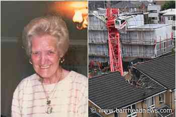 Family of woman killed in crane collapse 'beyond devastated' - Barrhead News