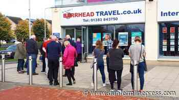 Barrhead Travel announce redundancies as COVID-19 hits firm - Dunfermline Press