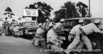 From the Archives: Unrest in San Diego: July 13, 1969