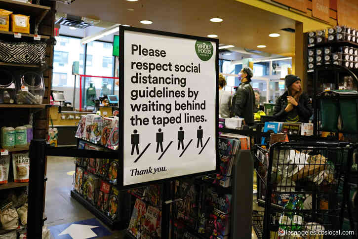 Employees At Silver Lake Whole Foods Store Contract Coronavirus