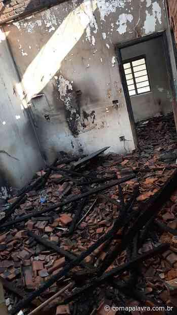 Jaboticabal: Fogo em residência gera solidariedade – Com a Palavra - Com a Palavra