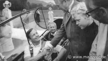 1970: Mit welchem Fuß Neil Armstrong zuerst Kissinger Boden berührte - Main-Post