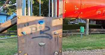 Unbekannte verwüsten Gonzerather Spielplatz - Polizei sucht Zeugen - Trierischer Volksfreund