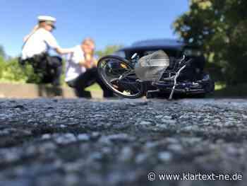 Grevenbroich: Unfallflucht - Polizei sucht weißen Skoda Kombi   Rhein-Kreis Nachrichten - Klartext-NE.de