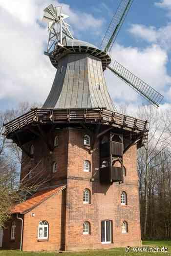 Stade sucht Käufer für eine Windmühle - NDR.de