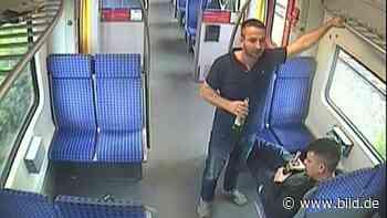 20-Jähriger verletzt - Polizei sucht diese S-Bahn-Schläger - BILD