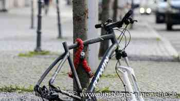 Fahrrad in Friedberg gestohlen: Polizei sucht nach Zeugen - Augsburger Allgemeine