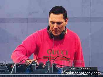 Tiesto can't wait to see his 'future baby' - Telangana Today