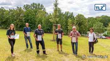 Jeder Anlass ist gut für eine Baumpflanzung in Apolda - Thüringische Landeszeitung