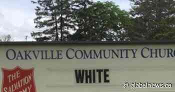 Police in Oakville investigating 'offensive message' on community church sign