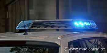 Jugendlicher wirft bei Beelitz Stein auf die Autobahn und trifft ein Auto - Märkische Allgemeine Zeitung