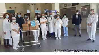 """Il dono del Rotary di San Giorgio all'ospedale di Bentivoglio """"Tablet per i pazienti isolati"""" - il Resto del Carlino"""