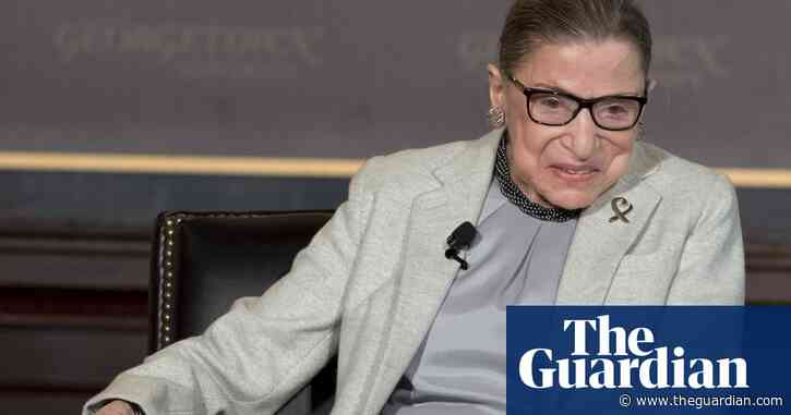 Ruth Bader Ginsburg in hospital for treatment of possible infection