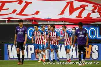 Chivas vence a Mazatlan FC y avanza a las 'semis' de la Copa por México - El Siglo de Torreón