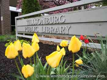 Tillsonburg library offering limited on-site services - Woodstock Sentinel Review