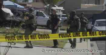 San Diego police: Double-homicide suspect died of apparent self-inflicted gunshot wound