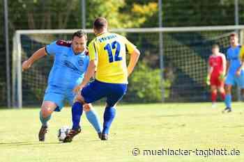 Endlich wieder Fußball: Illingen empfängt Lomersheim - Mühlacker Tagblatt