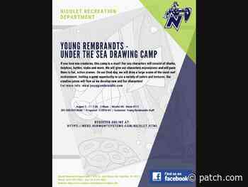 Nicolet Rec. Dept. Offering Young Rembrandts - Patch.com