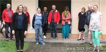 Katharina Binz besucht Flüchtlingssammelunterkunft in Kripp - Blick aktuell