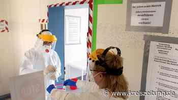 Feierabend im Corona-Testzentrum Zeven: Nach 1500 Tests ist Schluss - kreiszeitung.de