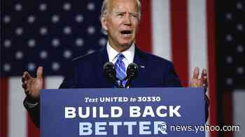 Biden sets out $2tn plan for carbon-free electricity by 2035