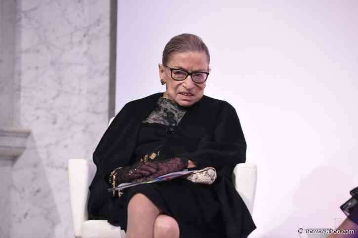 US Supreme Court justice Ginsburg, 87, hospitalized