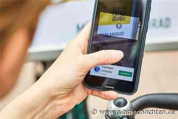 Fahrradverleih in Nordkirchen: Neues digitales Angebot ist verfügbar - Ruhr Nachrichten