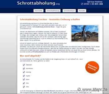 Schrotthandel, Schrottabholung frechen und Entsorgung, Schrottabholung.org, Pressemitteilung - lifepr.de