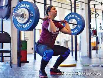 Prevost ranks among world's top CrossFit athletes - Sarnia Observer
