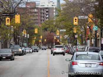 Pedestrian-friendly street pilot OK'd for downtown - Sarnia Observer