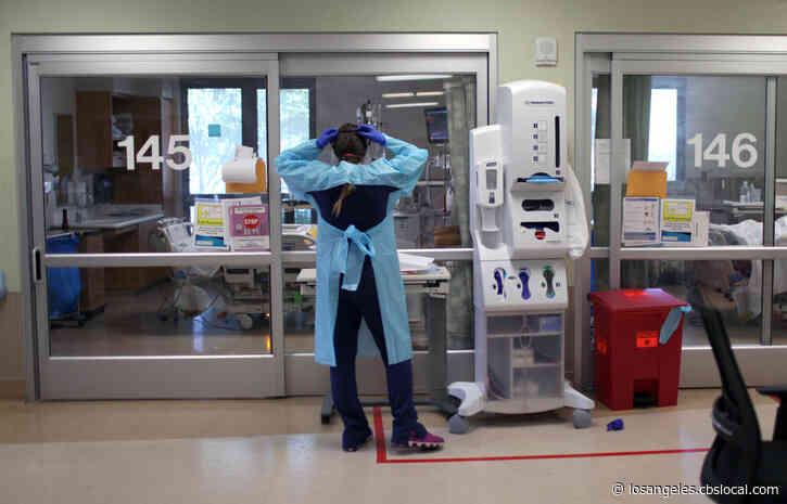 Riverside County Reports 733 New Coronavirus Cases; FEMA Doctors Being Deployed To Rancho Mirage Hospital