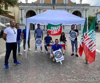 Forza Italia, raccolta firme a Cossato e Sagliano per nomina a Senatore a vita di Berlusconi - newsbiella.it