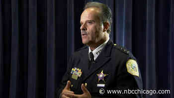CPD First Deputy Supt. Anthony Riccio Reflects on 34 Years in Policing as Retirement Nears