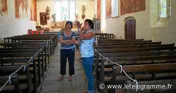 Les chapelles de Ploemel à découvrir avec Détour d'art - Le Télégramme